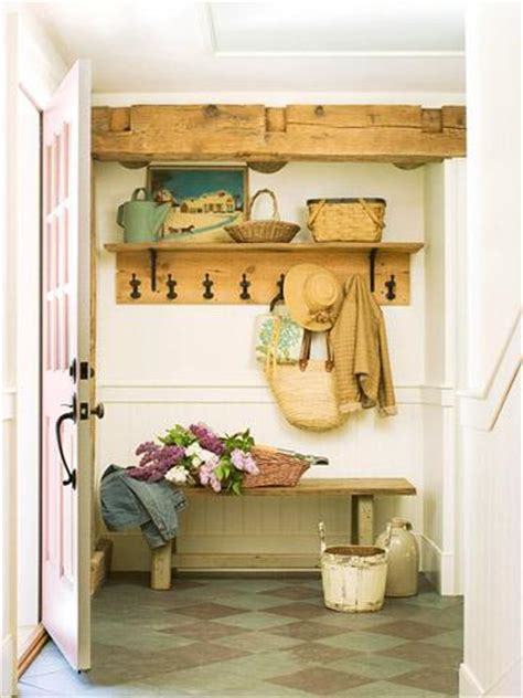 Country Foyer Decorating Ideas 38 Welcoming Foyers Midwest Living