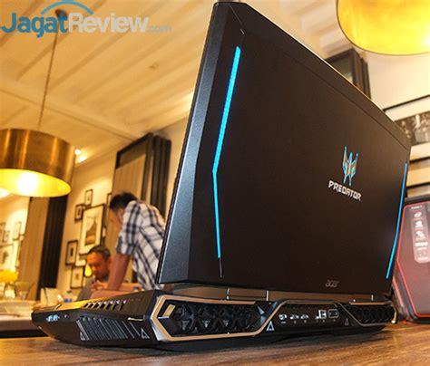 Harga Acer Predator 21x melihat dari dekat notebook gaming super acer predator
