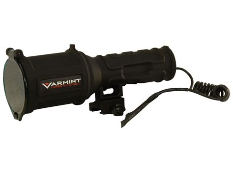 scope mounted lights for night hunting primos 300 yard scope mounted varmint hunting light