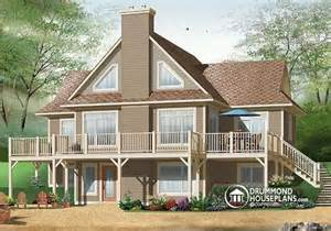 Cottage Plans by House Plan W3958 Detail From Drummondhouseplans