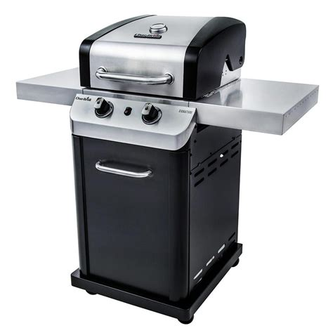 Char Broil Signature 2 Burner Cabinet Gas Grill 16 000