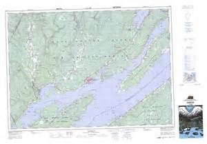 view sle of canada topo maps dvd