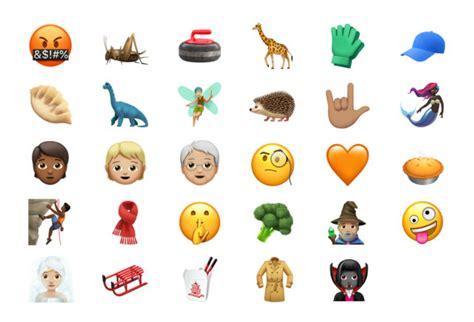 emoji ios 11 deze nieuwe emoji komen naar je iphone en ipad icreate