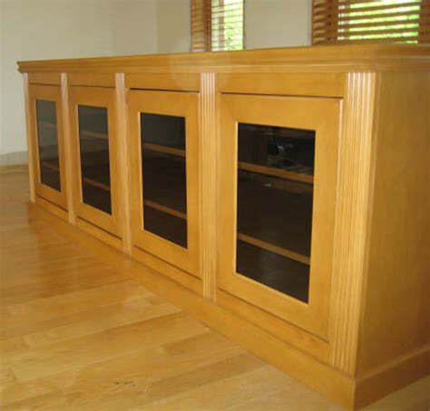 built in stereo cabinet woodworking simple design looking for custom woodworking