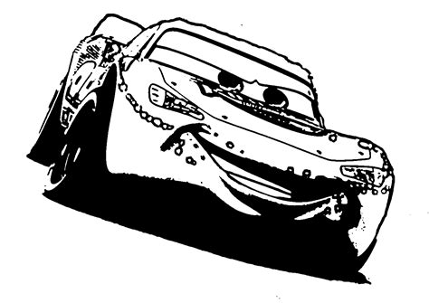 lightning mcqueen coloring pages cars 2 disney cars lightning mcqueen coloring pages