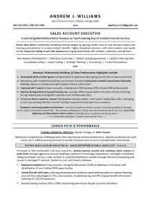 Resume Sles For It Executive Doc 500708 Sales Manager Cv Exle Free Cv Template Sales Management Bizdoska