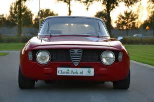 classic park cars alfa romeo giulia sprint gtam recreation