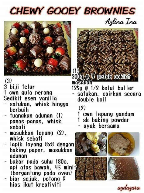 Brownies Oreo Motif Batik Almond 10 best images about airtangan azlina ina on fresh yogurt and nutella