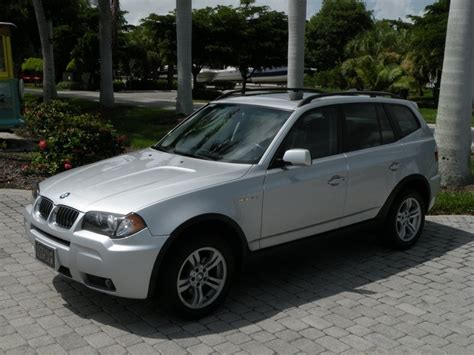 2006 bmw x3 3 0i 2006 bmw x3 3 0i for sale in fort myers fl stock d31254