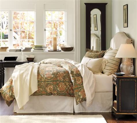 pottery barn essential pb essential bed skirt pottery barn