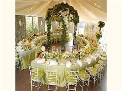 new weddings new wedding venue decoration