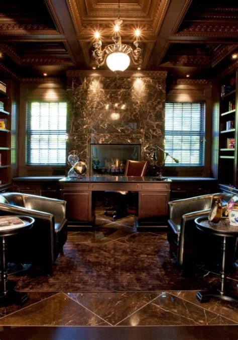 luxury interiors luxury home office design ideas