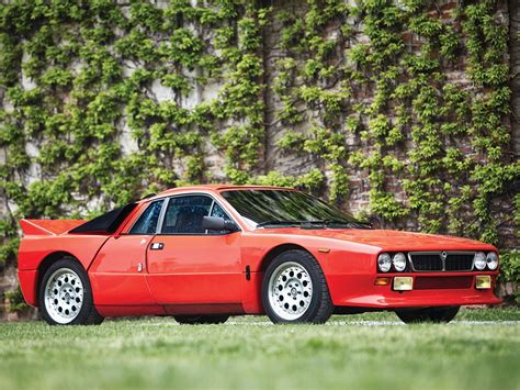 Interior Paint Colors 2016 lancia 037 stradale brings the world of 1980s rallying to