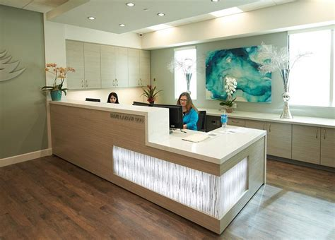 Corporate Reception Desk Carole Hyder Is Your Healthcare Facility Stressed This May Be Why