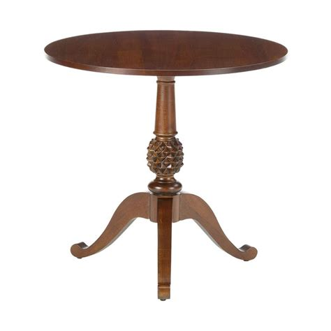 coco accent table ethan allen us sitting room
