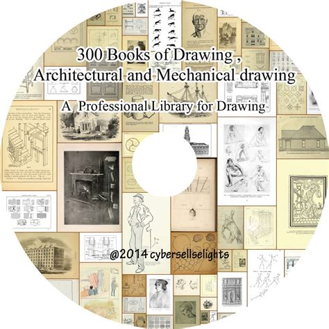 L Drawing Book by 300 Books Library Of Drawing Architectural And Mechanical