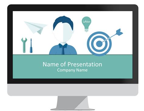 Business Plan Powerpoint Template Presentationdeck Com Powerpoint Planning Template