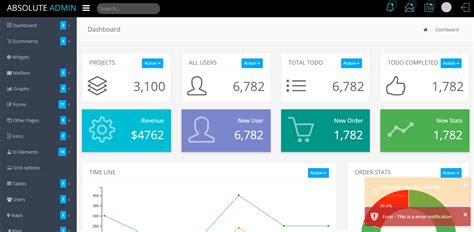 themeforest remark top best selling bootstrap admin templates on themeforest