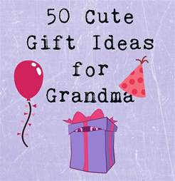 50 really sweet gifts for grandmas time for the holidays