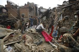 earthquake effects a list of some effects from nepal s earthquake 1 year ago