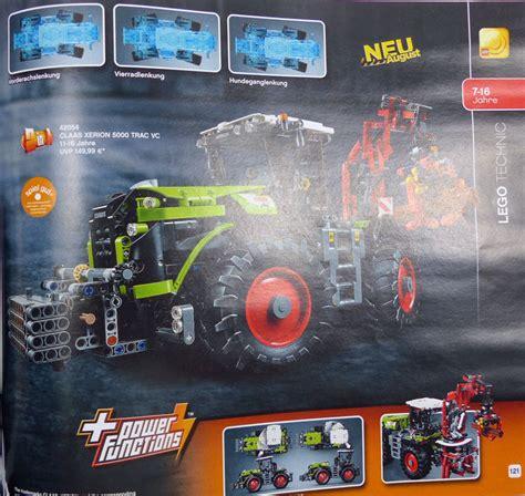 lego katalog  halbjahr  neue lego technic sets im