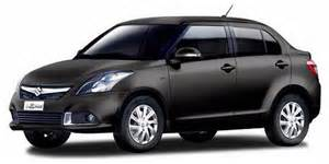Maruti Suzuki Desire Top 10 Selling Sedans In September 2016 In India