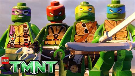 mod game ninja lego marvel s avengers tmnt mod teenage mutant ninja