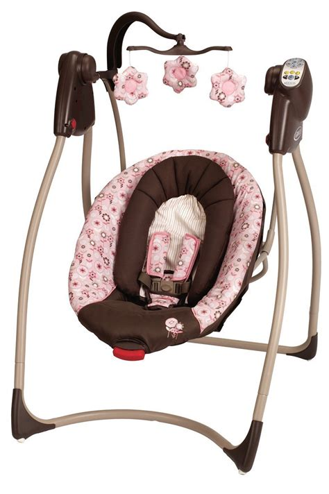 graco comfy cove lx swing graco swing a frugal chick