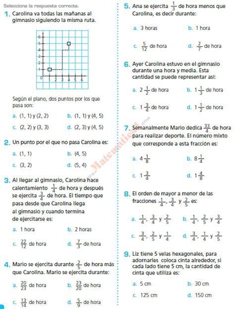 tarea de matematicas de 4 grado tarea de matematica 4 grado newhairstylesformen2014 com