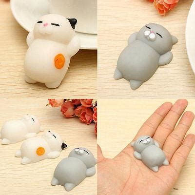 Lovely Pink Cat Squishy squishy cat stress reliever free shipping meowaish