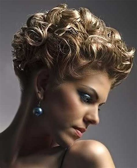 hairstyles for short curly hair dailymotion white rods permed style permed hairdos pinterest