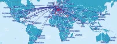 British Airways Route Map by British Airways Flights Usa 2017 Ototrends Net