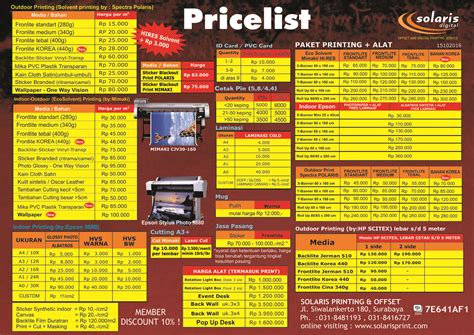 Mesin Laminasi Window harga sticker vinyl kamos sticker