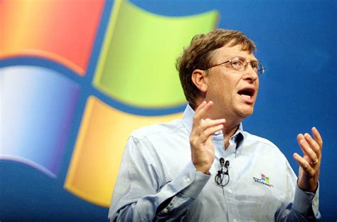 Windows Vista Launch Bill Gates Speech 4 The One Where We Find Out What It Actually Does by File Bill Gates To Step From Daily Operations In