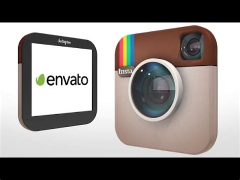 Instagram Camera Loopped 360 After Effects Template Youtube Free Instagram After Effects Template