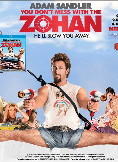 Should You Mess With Adam Sandler In The Zohan by Copyright Litigation Second Circuit Zohan Messes