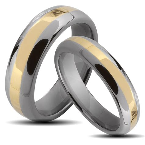 Wedding Set Band by His And Hers Wedding Ring Set Wedding Ideas
