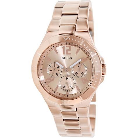 Guess Gs0281 Rosegold guess s u13624l1 gold stainless steel quartz