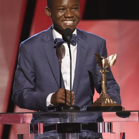 Picks Another Winner by Abraham Attah Picks Another Award News