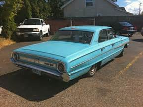 1964 Ford Galaxie 500 Parked Cars 1964 Ford Galaxie 500