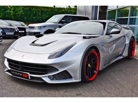 F12 N Largo by A Stunning Novitec Rosso F12 N Largo Is Up For
