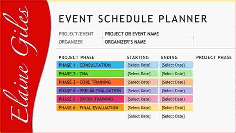 event itinerary template 8 event itinerary template loan application form