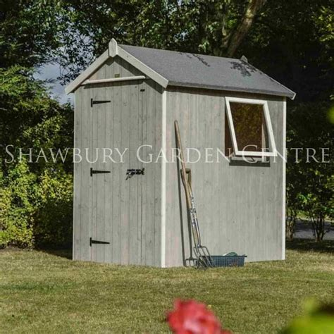 Heritage Shed by Rowlinson Heritage 6 X 4 Shed