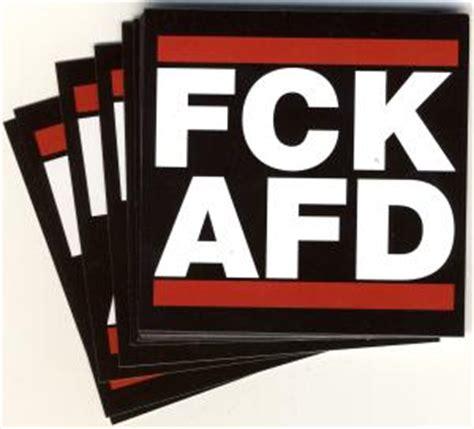 Afd Aufkleber Gratis by Fck Afd 74 74mm Aufkleber Paket Linke Aufkleber De
