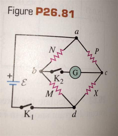wheatstone bridge resistor value the wheatstone bridge the circuit shown in fig p chegg