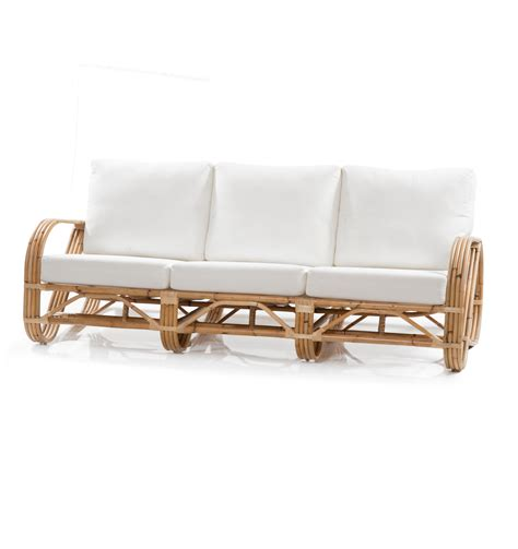 pretzel 3 seater sofa rattan commercial furniture supplier