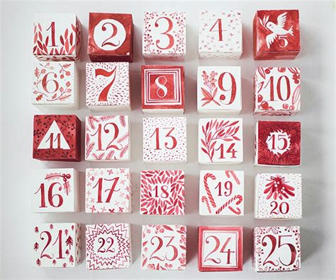 printable advent calendar boxes musings of an average mom christmas advent calendar