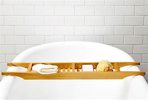 teak bathtub caddy 1000 images about stuff i like on pinterest ceramics one kings lane and home