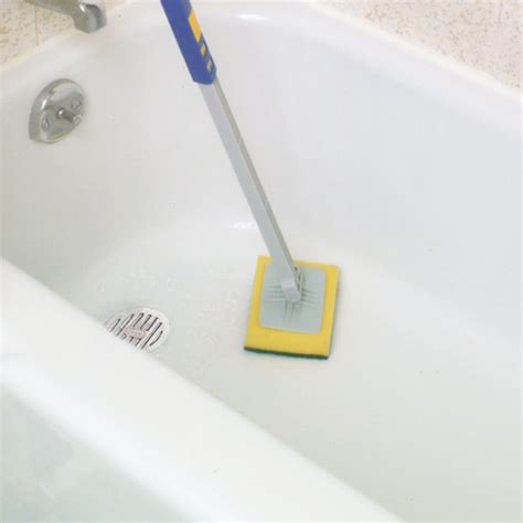 bathtub scrubber bathtub scrubber with handle home