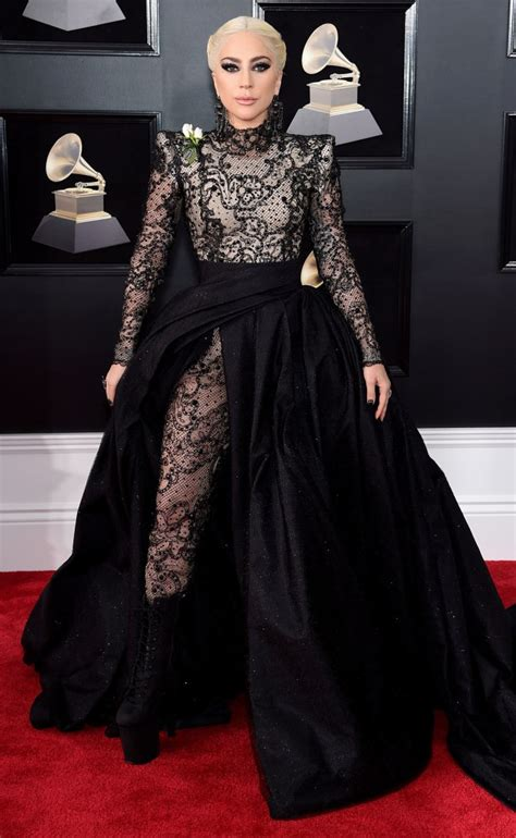 Subdued Styles Dominate Grammy Fashion by Grammy Fashion 2018 Wear A White Fashionmommy S